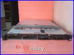 Dell PowerEdge R420, 2x CPU Socket, 1x Xeon E5-2403 1.8GHz 6-Core, 24GB, H710