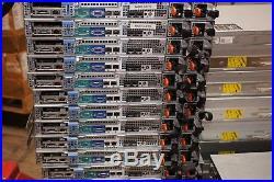 Dell PowerEdge R420 Server with 2x E5-2450v2 2.5GHZ 8-Core 64GB Ram H310 iDRAC