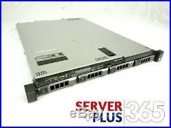 Dell PowerEdge R430 LFF Server, 2x E5-2630V3 2.4GHz 8Core, 32GB 4x Tray, H330