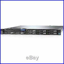 Dell PowerEdge R430 Server 2x E5-2660v3 64GB RAM H730 8x 600GB SAS SERVER 2019