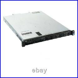 Dell PowerEdge R430 Server 2x E5-2670 V3 2.30GHz 12-Core 96GB DDR4 H730