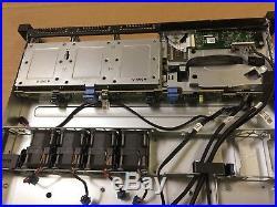 Dell PowerEdge R430 Server Barebone Empty Case Metal Chassis board cable CP4FG