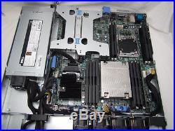 Dell PowerEdge R430 Server E5-2603 V3 1.6Ghz 8GB 2x1TB H330 Win Srv 2012 R2 Std