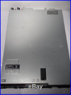 Dell PowerEdge R430 Server E5-2620 V3 2.4Ghz 6-Core 8GB 2x1TB SAS H330 2x550W