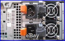 Dell PowerEdge R510 8 Bay Server Dual 6 CORE X5670 Processor @ 2.93GHz 16GB RAM