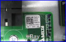 Dell PowerEdge R510 Dual Xeon Quad Core CPU E5530 @ 2.4GHz, 32GB RAM + 0XXFVX