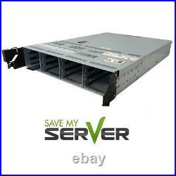 Dell PowerEdge R510 EMC Server / 2x X5560 2.8GHz = 8 Cores / 16GB / 4x 3TB SAS