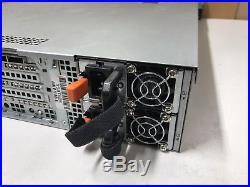 Dell PowerEdge R510 Intel Xeon E5640 @2.67Ghz 4 Core 32GB MEM PERC H700 D687J