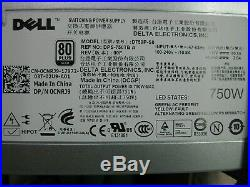 Dell PowerEdge R510 Rare 14 Bay Server 2 Xeon E5620 @ 2.4GH 8GB PERC H800 + H700