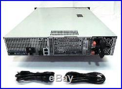 Dell PowerEdge R510 Server 2U 2x 2.26GHz L5520 Quad Core Xeon 12gb DDR3