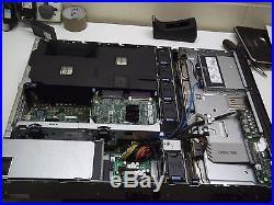 Dell PowerEdge R510 Server 2x 2.26GHz Quad-Core E5520, 16GB, 2x 250GB
