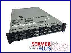 Dell PowerEdge R510 Server, 2x Xeon 3.06 GHz Six Core, 32GB, H700, 12x Tray 2RPS