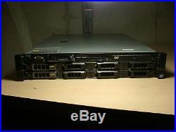 Dell PowerEdge R510 server 1 X5650 2.66 8GB 2 146GB SAS
