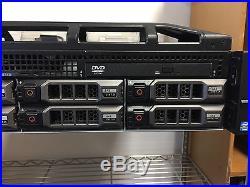Dell PowerEdge R520 1 x Hex-Core XEON E5-2540 18GB Ram 4 x 3.5 SAS 2U Server