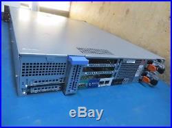 Dell PowerEdge R520 2U Server 2x Intel Xeon E5-2430 6-Core 2.2GHz H310 3.5 ^