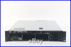 Dell PowerEdge R520 8LFF Server 1x Intel Xeon E5-2407 0, 24GB, 1x 2TB SATA DVD