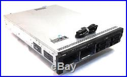 Dell PowerEdge R520 Server 2U 1.90GHz Hex Core Xeon E5-2420 8gb DVD-ROM