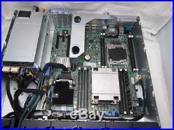 Dell PowerEdge R530 2U Rack Server Xeon E5-2603V3 1.6Ghz 16GB 2x500GB H330 RAILS
