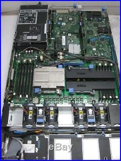 Dell PowerEdge R610 1U Server 2x Xeon Dual Core E5502 @ 1.86GHz, 4GB RAM, 1 PSU