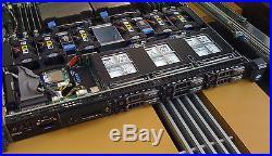 Dell PowerEdge R610 2 x SIX-Core Xeon X5650 96GB Ram 2 x 300GB SAS 1U Server