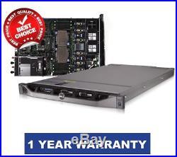 Dell PowerEdge R610 2x Xeon X5650 2.66GHZ Six Core 24GB DDR3 2x 300GB 10K 2.5