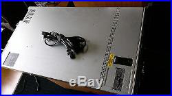 Dell PowerEdge R610 96GB 2x Hex Xeon E5645 12 Core server + Rail Kit + Dual 717W