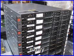 Dell PowerEdge R610 Dual Xeon Quad Core L5530 @2.4GHz, 12GB RAM, 0T954J PERC 6/i