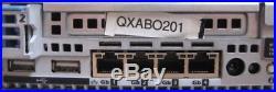 Dell PowerEdge R610 Dual Xeon Quad Core L5530 @2.4GHz, 32GB RAM, 0T954J PERC 6/i