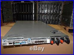 Dell PowerEdge R610 Server 2X SIX Core 3.06GHz X5675 96GB 6X300GB-10K SAS RAID