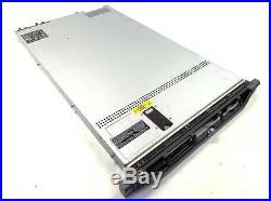 Dell PowerEdge R610 Server 2x 2GHz Quad Core Xeon E5504 16gb PC3-6400