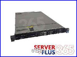 Dell PowerEdge R610 Server 2x 2.93GHz 8-Core 32GB 2x Trays PERC 6i 2x power