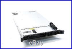 Dell PowerEdge R610 Server 2x 2.93GHz Quad Core Xeon 48gb DDR3 DVD-ROM