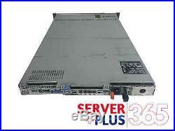Dell PowerEdge R610 Server 2x 2.93GHz Six Core 32GB 2x 900GB 10K PERC6i 2x power