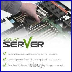 Dell PowerEdge R610 Server 2x X5650=12-Cores 64GB PERC6i 6x Trays