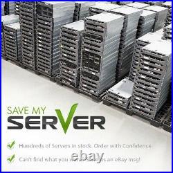 Dell PowerEdge R610 Server 2x X5650 =12 Cores 64GB RAM 2x 600GB SAS