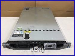 Dell PowerEdge R610 Server 2x Xeon E5630 @2.53Ghz 32GB PERC H700 2x 146GB SAS