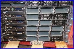 Dell PowerEdge R610 Server with 2x X5560 2.8GHZ QC 48GB Ram H700 iDRAC6