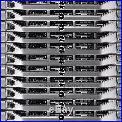 Dell PowerEdge R610 Virtualization Server 2.53GHz 8-Core E5540 32GB 2x146G PERC6