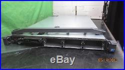 Dell PowerEdge R610 server- 2x Xeon Quad Core E5620 QC with HT @ 2.4GHz 32GB DDR3
