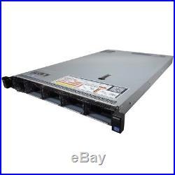 Dell PowerEdge R620 10 Bay Barebones 2x HS 2x PSU No CPU No RAM No HDD