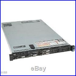 Dell PowerEdge R620 1U Rack Server, 2 x 6 Core E5-2620, 128GB DDR3 RAM L1