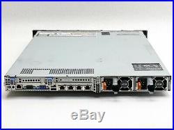Dell PowerEdge R620 1U Server 2Intel Xeon E5-2620 0 2GHz Six-Core Processor