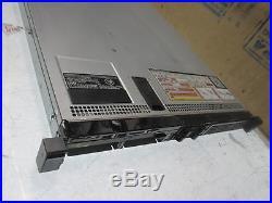 Dell PowerEdge R620 1U Server 2x Intel Xeon E5-2670 8-Core 2.6GHz 8GB DDR3^