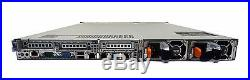 Dell PowerEdge R620 1U Server Xeon 16 Core 2.6GHz 192GB RAM 4x 300GB PERC Rails