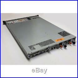 Dell PowerEdge R620 1U Server Xeon E5-2690 2.90GHz 8 Core 16GB/2x500GB HD
