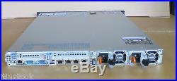 Dell PowerEdge R620 2 x E5-2650 8-CORE XEON 96GB RAM 2 x 146GB H310 RAID Server