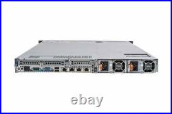 Dell PowerEdge R620 2x 8-Core E5-2670 2.6Ghz 256GB Ram 2x 200GB SSD 1U Server