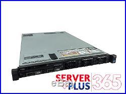 Dell PowerEdge R620 8Bay Server, 2x 2.7GHz 8Core E5-2680, 128GB, 4x Trays, H710
