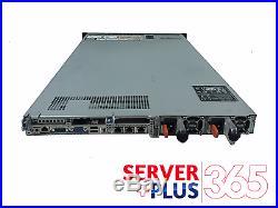 Dell PowerEdge R620 8 Bay Server 2x 2.8GHz 10 Core E5-2680V2 384GB 4x Trays H710