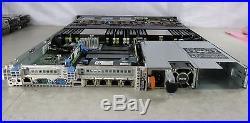 Dell PowerEdge R620 8 bay 2x E5-2600 V1 V2 0GB 8x 2.5 No NIC No Raid No PSU Ent